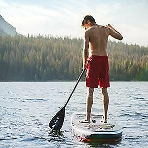Inflatable paddle board kit brand new 10,6
