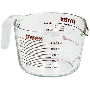 pyrex measuring cup ebay. Black Bedroom Furniture Sets. Home Design Ideas