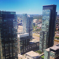 Live or Invest in Downtown Toronto Waterfront 1 Bed Condo