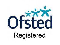 Ofsted Registered Childminder/Nanny