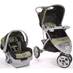 Poussette ensemble Safety  First stroller set
