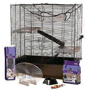 *Multi-level rat cage and small animal accesories* St. John's Newfoundland image 1