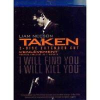 Taken (2-disc Extended Cut) [Blu-ray] (Bilingual) - New