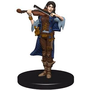 Half-Elf Bard Rusty Dragon Inn Pathfinder