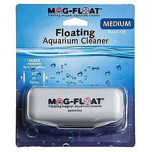 Mag-Float Magnetic Glass Cleaners for Aquariums (Brand New)