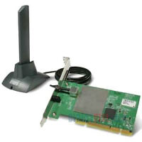 CISCO high quality wireless cards for desktops and laptops