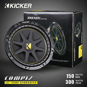 KICKER 300 WATT SUB BRAND NEW $75