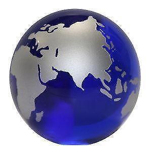 Glass Globe Ebay