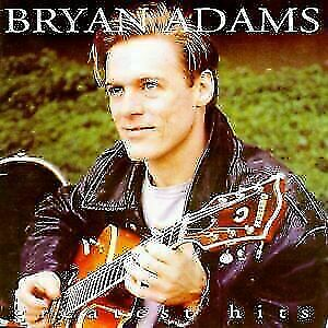 BRYAN ADAMS BEST REDS=113=112=MEIULLURE ROUGE 10TH. ROW FLOOR.=K