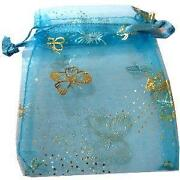 Butterfly Organza Bags