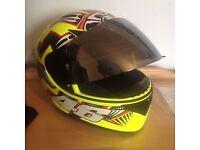 AGV K3 helmet Brazil 2001 M 57-58