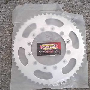 1978 - 1982 Honda  XL250 Rear Sprocket (53T)