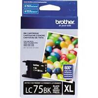 NEW BROTHER LC75 INK FOR A 4-IN-ONE PRINTER