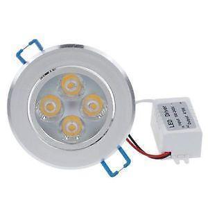 Led recessed light ebay led 6 recessed lights aloadofball Gallery