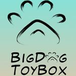 Big Dog Toy Box