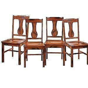 oak dining chairs - Oak Kitchen Chairs