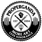 Properganda vs Silly Boy T-shirts