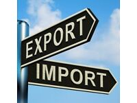 Business Partner wanted (import export)
