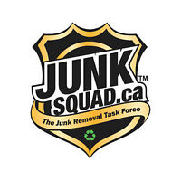 JUNK SQUAD.ca - Now hiring drivers to start immediately.