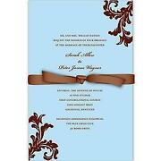 Brides Invitation Kit