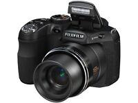 Fujifilm FinePix S Series S1900 12.2MP Digital Camera - Black