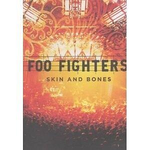 "FOO FIGHTERS ""SKIN AND BONES"" DVD NEUWARE"