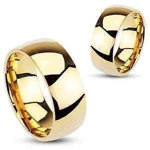 gold matching wedding bands - Matching Wedding Rings