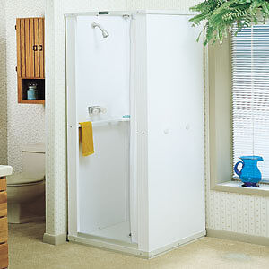 Looking for inexpensive shower enclosure