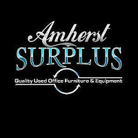 Amherst Surplus – Quality Used Office Furniture and Equipment.