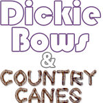 Dickie Bows & Country Canes