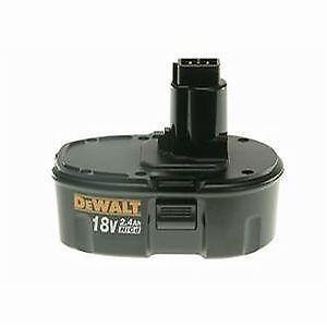 Dewalt Nicad 18v Battery Ebay