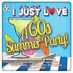 cd box - Various Artists - I Just Love A 60s Summer Party