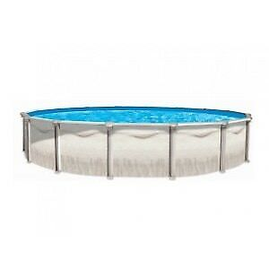Above Ground 18 X 12 Oval Pool