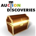 Auction-Discoveries