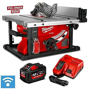 Milwaukee Tool M18 FUEL ONE-KEY 18-Volt Lithium-Ion tablesaw