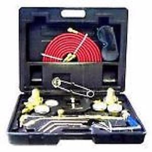 "Brand New ""Victor"" Type Gas Welding and Cutting Kit"