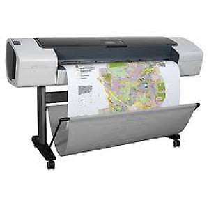 Refurbished HP Designjet plotters, with warranty, $650 & up