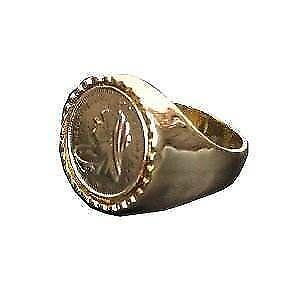 Are All Military Rings Solid Gold