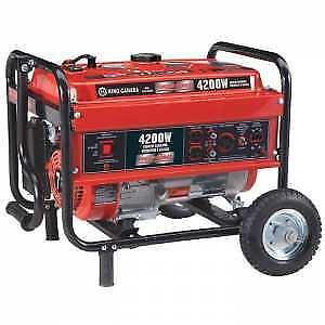 4200 watt generator