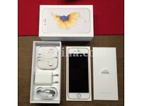 iPhone 6s silver 16gb like new