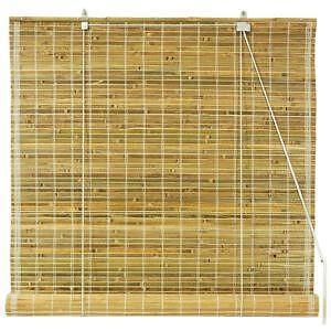 cheap bamboo blinds roll up bamboo roll up blinds ebay