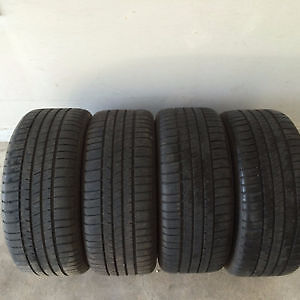 Goodyear RunFlat 225-50-R17 All Season Tires