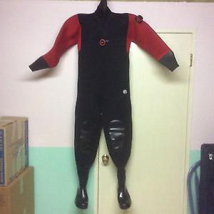 Seatux dry suit