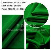 Emerald Green Fabric