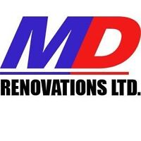 MD Renovations Ltd.