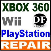 FREE Diagnosis for XBOX/ PS3/ PS4/ NDS etc Repair