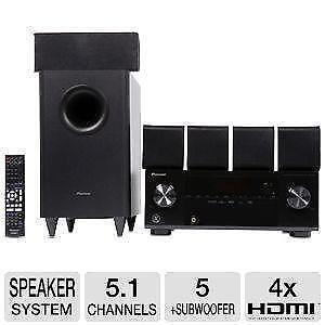 Pioneer Surround Sound System Ebay