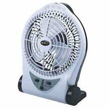 OzTrail 150mm Camping Fan/LED Light West Perth Perth City Preview
