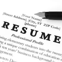 Resume Writing Services -Please Contact