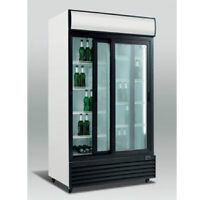 Sliding Glass Door Refrigerator $1799.00